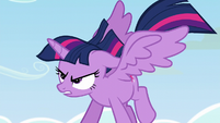 "Twilight ""I can show you what the world is like without mine!"" S5E26"