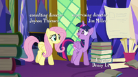 """Twilight """"been doing a ton of research"""" S5E23"""