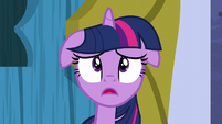 Twilight -Wondering why their supposed friend- S5E12