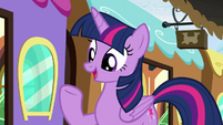 """Twilight Sparkle """"gonna meet us there"""" S8E6"""