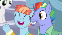 "Windy Whistles ""how wonderful!"" S7E7"