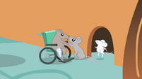 Mouse reunites with family S1E22