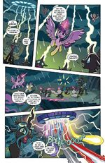 My Little Pony Transformers issue 1 page 5
