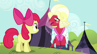 "Orchard Blossom ""I am gonna get you that win!"" S5E17"