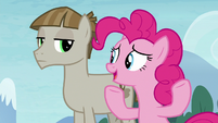 """Pinkie Pie """"Mudbriar and I have just spent"""" S8E3"""