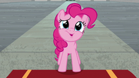 "Pinkie Pie ""who are you?"" S9E14"