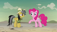 """Pinkie Pie """"you care too much"""" S7E18"""