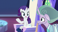 """Rarity """"called all of us to one place"""" S7E26"""