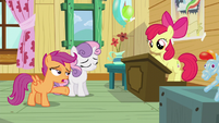 """Scootaloo """"you can't be a Cutie Mark Crusader"""" S5E4"""