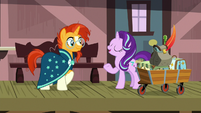 Starlight Glimmer -just like old times- S7E24