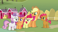 """Sweetie Belle """"That's what I kept on saying!"""" S3E4"""