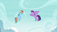 "Twilight ""as a Wonderbolt!"" S4E21"