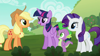 Twilight --what are you gonna do-- S6E10