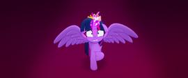 Twilight Sparkle's concentration breaks MLPTM