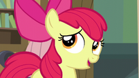 """Apple Bloom """"I needed more sleep than I thought!"""" S5E4"""