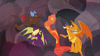 """Ember """"sorry, Dragon Lord Ember!"""" S9E9"""