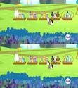 FANMADE Wonderbolts vanishing medals animation error