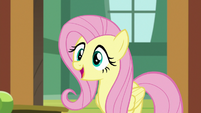 """Fluttershy """"you'll all be helping me"""" S7E5"""