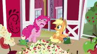 """Pinkie Pie """"more peelin'!"""" S5E24"""