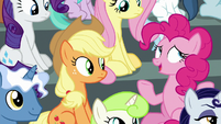 """Pinkie Pie """"who would've guessed"""" S8E20"""