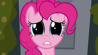 Pinkie Pie after Cranky threw her out S2E18