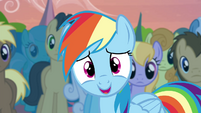 Rainbow -might have forgotten that for a little bit- S4E22