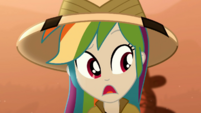 "Rainbow Dash ""Dr. Caballeron? I-Is that you?"" SS12"