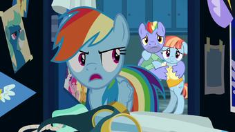 Parental Glideance My Little Pony Friendship Is Magic Wiki Fandom Rainbow's embarrassing parents (parental >>. my little pony friendship is magic wiki