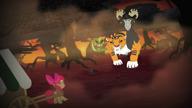 S04E17 Potwór wyłania się z mgły