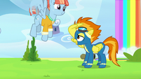 Spitfire meets Windy Whistles S7E7
