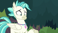Terramar looking very confused S8E6