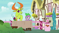 """Thorax """"thank you for having me over"""" S7E15"""
