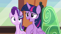 """Twilight """"I think they're more happy"""" S6E1"""