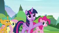 "Twilight Sparkle ""I was even more surprised"" S9E15"