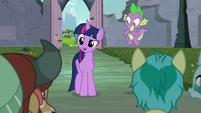 """Twilight Sparkle """"this is more than that"""" S9E3"""