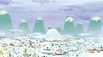 Winter in Ponyville S5E5