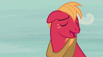 """Big McIntosh """"sweeter than everything in her bakery"""" S7E8"""