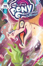 Comic issue 91 cover RI