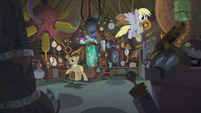 Dr. Hooves -I was working off a cutting-edge theory- S5E9