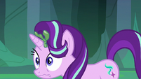 Drop of slime falls onto Thorax's head S6E26