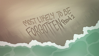 Most Likely to Be Forgotten Part 2 title card EGFF