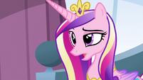 "Princess Cadance ""the baby?"" S6E1"