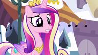 """Princess Cadance """"what do you mean?"""" S5E10"""