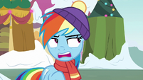 "Rainbow ""I'll get her something else"" MLPBGE"
