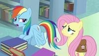 """Rainbow Dash """"this is totally different"""" S9E21"""