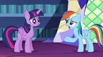 Rainbow Dash -cut off for a super long time- EG2