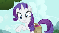 "Rarity ""what matters is what you think"" S4E23"