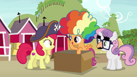 """Scootaloo """"we thought they'd come in handy"""" S7E8"""