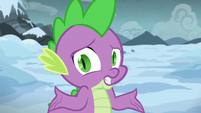 "Spike ""well, they are changelings"" S6E16"