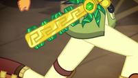 Sword of Altoriosa on Daring Do's hip EGS2